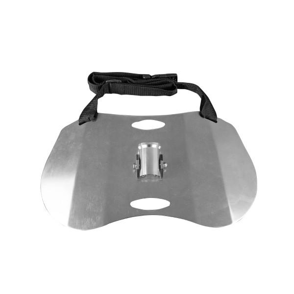 Luxus Aluminium Gelenkbauchgurt