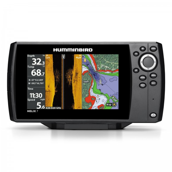 Helix 7X CHIRP SI GPS G2