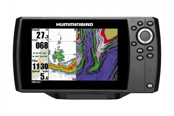 Helix 7 CHIRP MEGA DI GPS G3