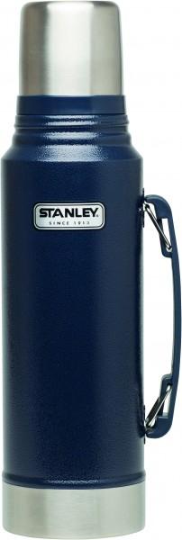 Stanley Vakuum Trinkflasche Navy 1 Liter