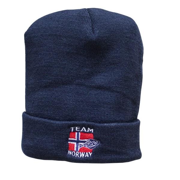 Team Norway Mütze Strickmütze