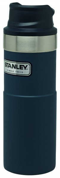 Stanley Vakuum Trinkbecher Travel Mug Navy