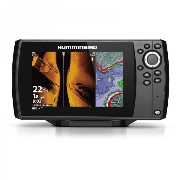 Helix 7 CHIRP MEGA SI GPS G3N (netzwerkfähig)
