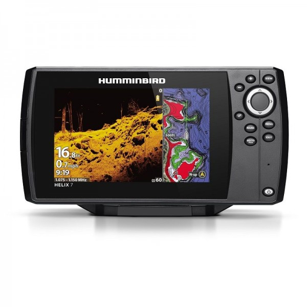 Helix 7 CHIRP MEGA DI GPS G3N (netzwerkfähig)