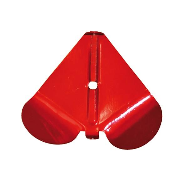 Buzzer Blades Aluminium Rot