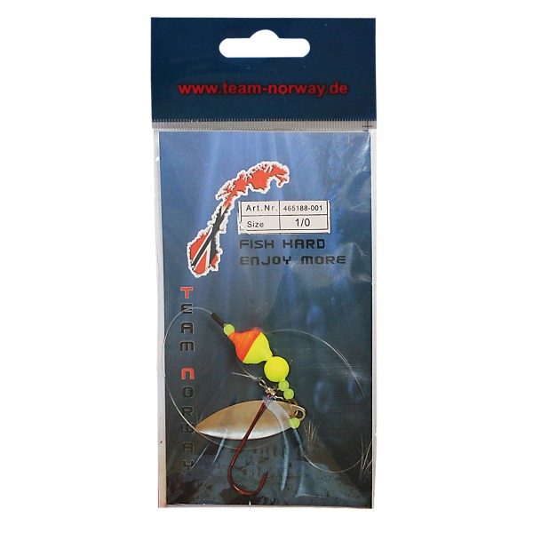 Plattfischlöffel Spinner-System