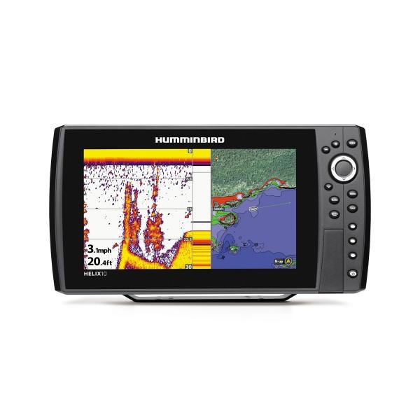 Helix 10X Sonar GPS
