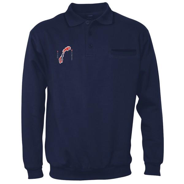 Team Norway Polo Sweatshirt